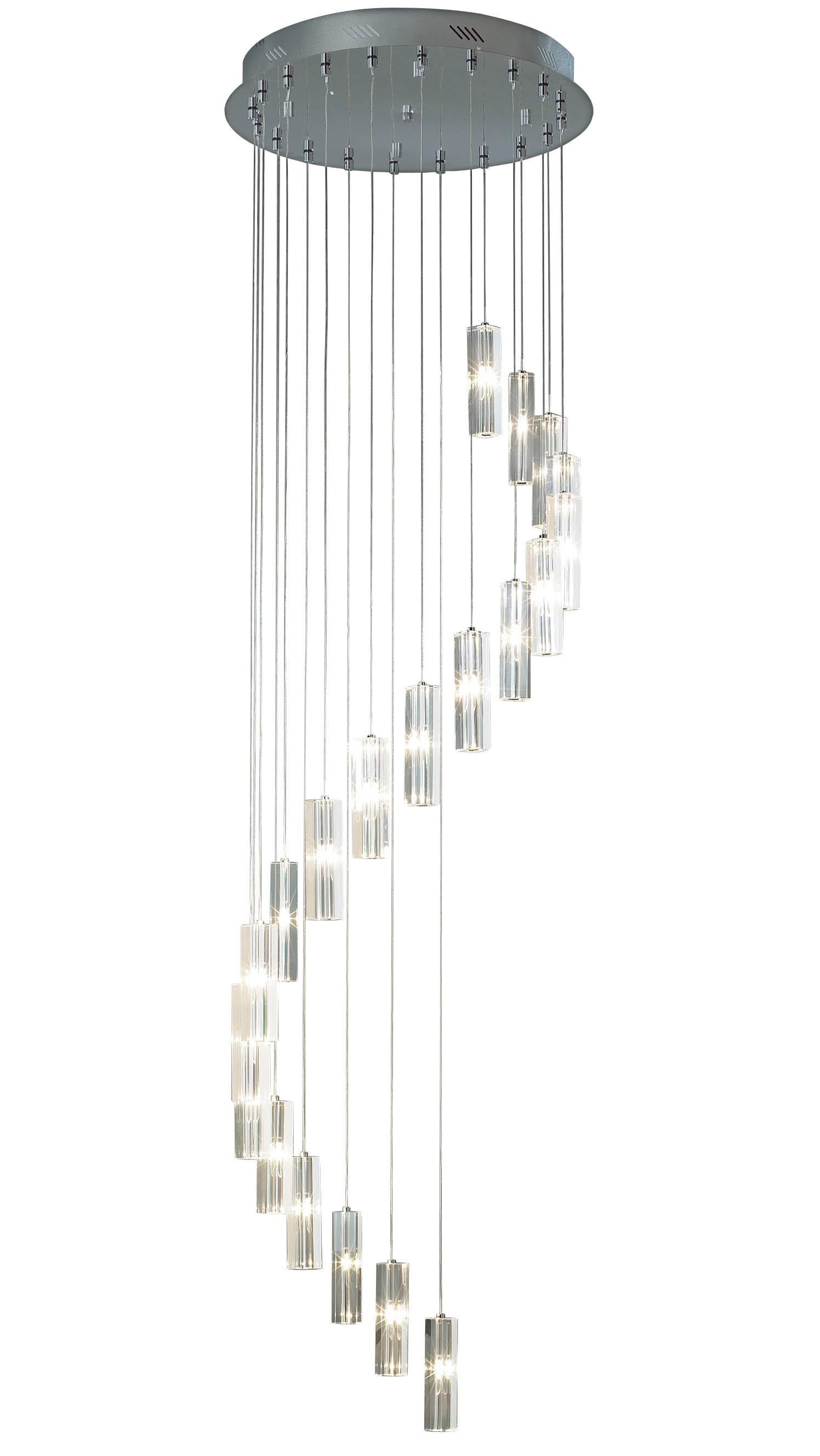 varaluz products ceiling lt pendant light crystal bask
