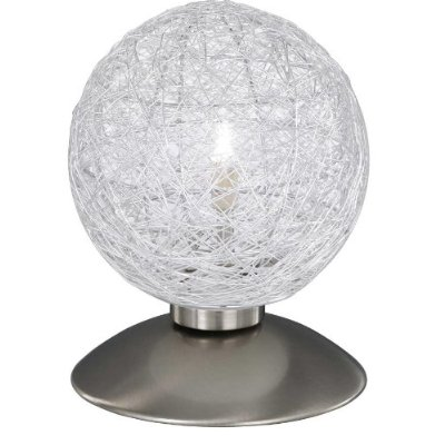 Wire ball touch lamp table lamps uk lighting sound vision wire ball touch lamp greentooth