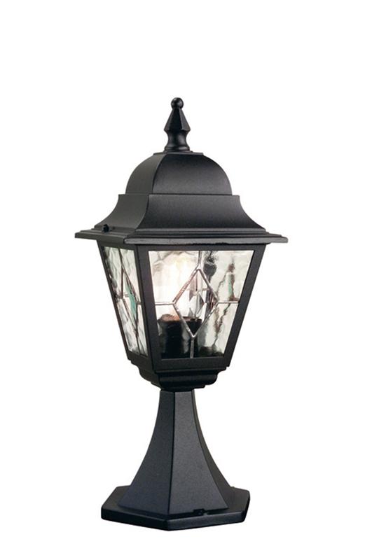 Norfolk Half Moon Flush Lantern