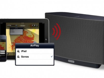 How to use Air Play with Sonos